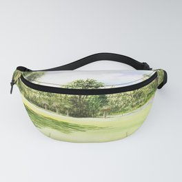 Perry Golf Course Florida Fanny Pack