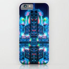 OSAKA GLITCH iPhone Case