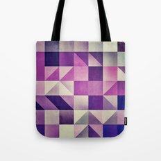 :: geometric maze VI :: Tote Bag