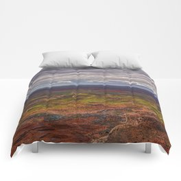 The Valley Of The Gods Comforters