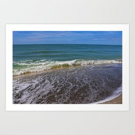 A Bit of Captiva Art Print