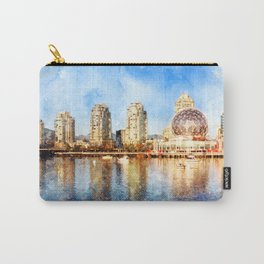 Vancouver, Canada Carry-All Pouch
