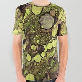 Green River All Over Graphic Tee