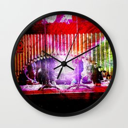 Performance Wall Clock