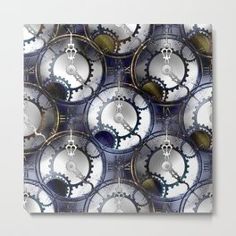 Time For Peace Metal Print