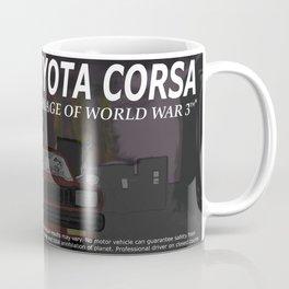 avoiding a nuclear assault Coffee Mug