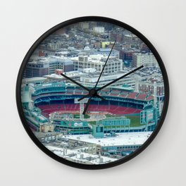 Fenway Boston Park Wall Clock
