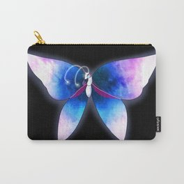 Butterfly of the Universe Carry-All Pouch
