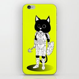 Ju'Lias, Khajiit of Adventure iPhone Skin