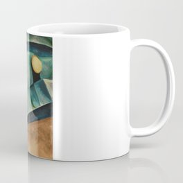 Rock Climbing Belay Device and Carabiner Coffee Mug