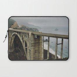 Bixby Bridge, CA Laptop Sleeve