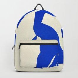 Blue Nude Dancing - Henri Matisse Backpack