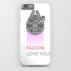i FALCON love you Slim Case iPhone 6s