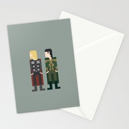 Thor 8-Bit Stationery Cards