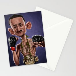Max Holloway Stationery Cards
