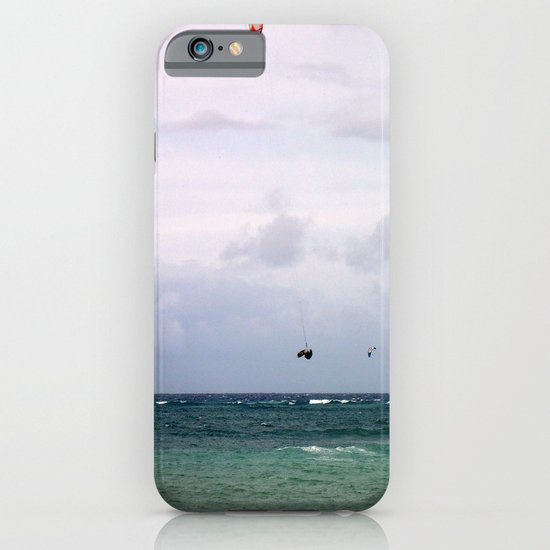 Let's Go Fly a Kite...In The Ocean iPhone & iPod Case