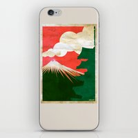 japan iPhone & iPod Skins featuring japan by barmalisiRTB