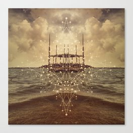 Imagination Island Canvas Print