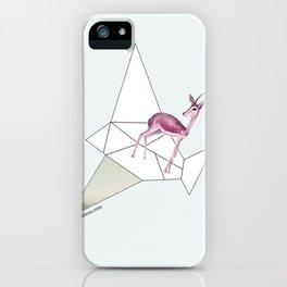 gazal pattern iPhone Case