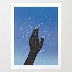 Sky Full of Stars Art Print