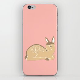 White-Tailed Deer Fawn iPhone Skin