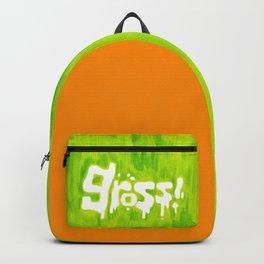 Gross! Backpack
