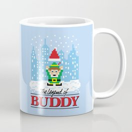 The Legend of Buddy Coffee Mug