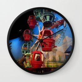 """Air Zoo"" Wall Clock"