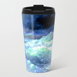 Among the waves (1898) Travel Mug
