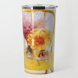 Yellow Chair Travel Mug