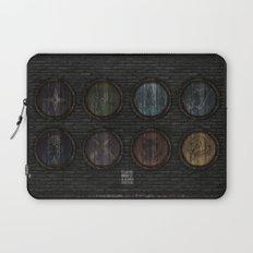 Shield's of Skyrim Laptop Sleeve