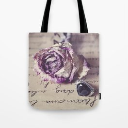 The way to your heart Tote Bag