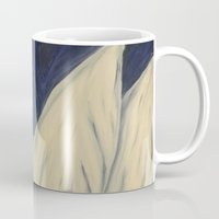 angel wings Mugs featuring Angel Wings by Griffin Lauerman