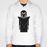 magneto Hoodies featuring Magneto by Vreckovka
