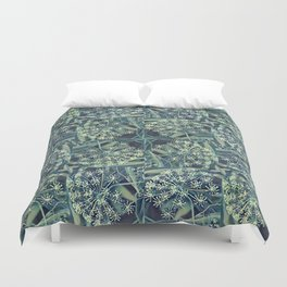 greens Duvet Cover