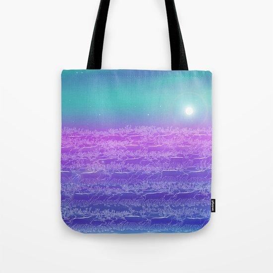 Polar Day Tote Bag
