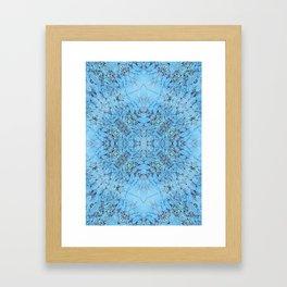 Energetic Jolt Framed Art Print