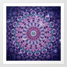ARABESQUE UNIVERSE Art Print