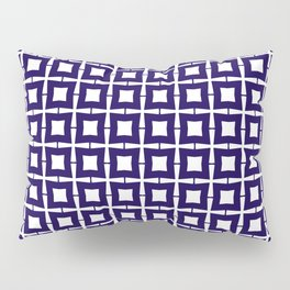Blue Crush No. 38 Pillow Sham