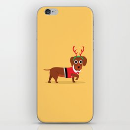 It's Christmas, Isn't It? iPhone Skin