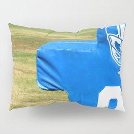 Football Dummy Pillow Sham