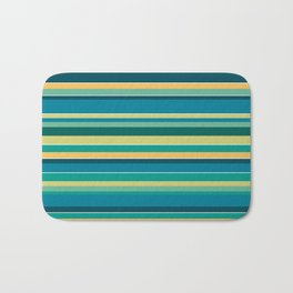 Stripey Bath Mat