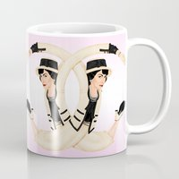 coco Mugs featuring Coco by cvrcak