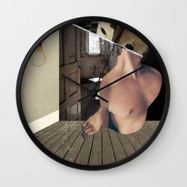 Kafka's The Trial Wall Clock