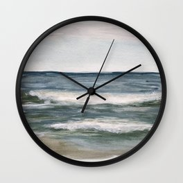 Jax Beach Wall Clock