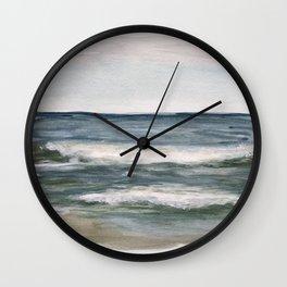 Jax Beach Wall Clock