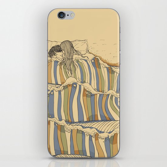 Ocean of love iPhone & iPod Skin