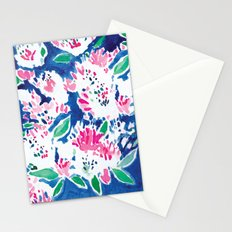 Ghost Flower Stationery Cards
