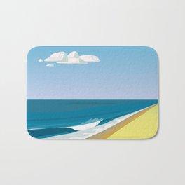 Rothko at the Beach Bath Mat