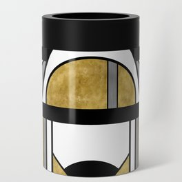 Up and Away - Art Deco Spaceman Can Cooler